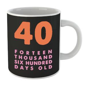 Birthday Ranges-45 Mug