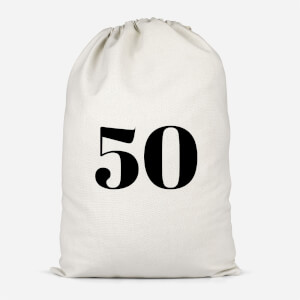 50 Cotton Storage Bag