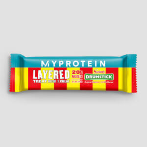 Layered Protein Bar — Drumstick (Sample)