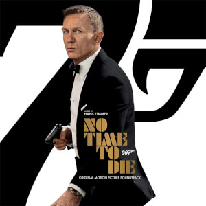 James Bond - No Time to Die Original Soundtrack 2LP