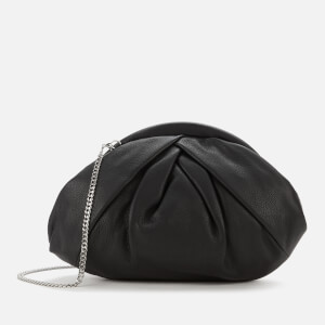 Núnoo Women's Saki Smooth Cross Body Bag - Black