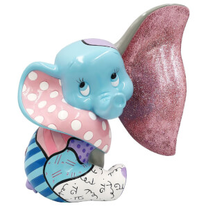 Disney by Romero Britto Baby Dumbo Figurine 15cm