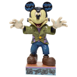 Disney Traditions Halloween Mickey Mouse Figurine 13.5cm