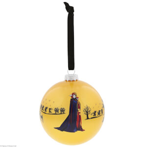 Enchanting Disney Collection Pick Your Poison (Evil Queen Bauble) 10cm