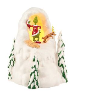 The Grinch Village Mt. Crumpit 22.5cm