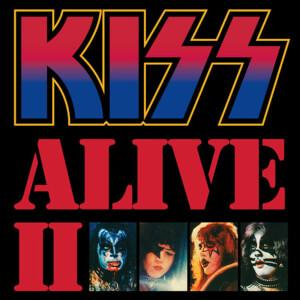 KISS - Alive II 2LP