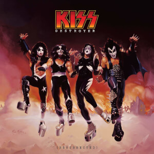 KISS - Destroyer Resurrected LP
