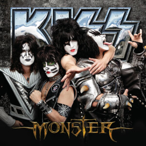 KISS - Monster LP