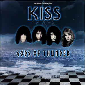 KISS - Gods Of Thunder (Limited Blue Vinyl) LP
