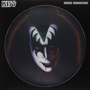 Gene Simmons (KISS) - Gene Simmons Picture Disc LP
