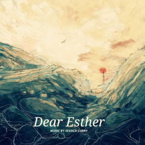 Black Screen Records Dear Esther: Original Soundtrack 2 x Colour LP