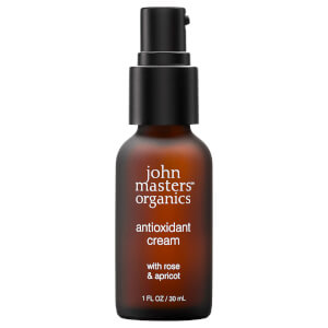 John Masters Organics Antioxidant Cream with Rose & Apricot 30ml