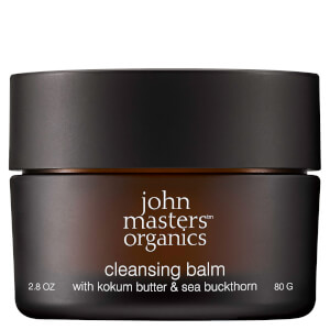 John Masters Organics Cleansing Balm with Kokum Butter & Sea Buckthorn 80g