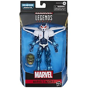 Figura de acción Marvel's Mach-I - Hasbro Marvel Legends Series Gamerverse