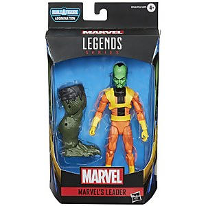 Hasbro Marvel Legends Series Gamerverse Marvel's Leader Action Figure