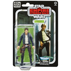 Star Wars The Black Series - Figurine articulée Han Solo (Bespin)