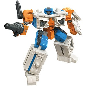 Transformers Generations War for Cybertron - Airwave Modulator WFC-E18 Deluxe
