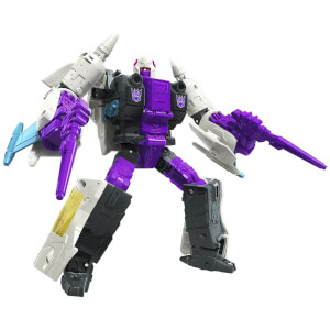 Hasbro Transformers Generations War for Cybertron Earthrise Voyager WFC-E21 Decepticon Snapdragon