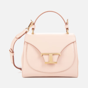 Tod's Women's Top Handle Micro Bag - Rosa Kiss