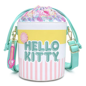 Loungefly Sanrio Hello Kitty Cup O Kitty Crossbody Bag