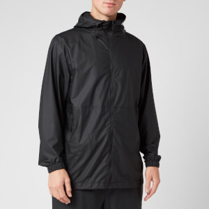 RAINS Men's Mover Ultralight Jacket - Black