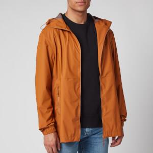 RAINS Men's Mover Ultralight Jacket - Camel