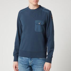 Parajumpers Men's Grady Crewneck Sweatshirt - Interstellar