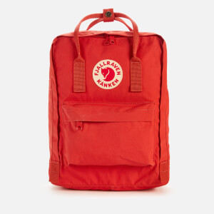 Fjallraven Kanken Backpack - Rowan Red