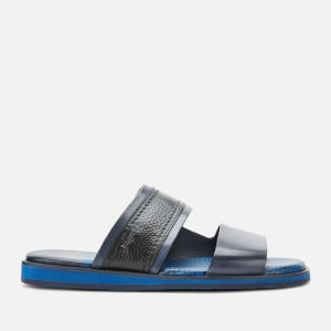 Ted Baker Men's Farlex Double Strap Sandals - Navy