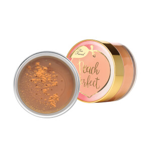 Too Faced Peach Perfect Loose Setting Powder - Caramelized Peach