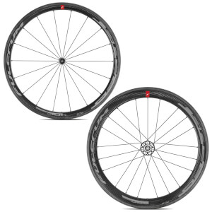 Fulcrum Combo Speed 40C + Speed 55C Wheelset