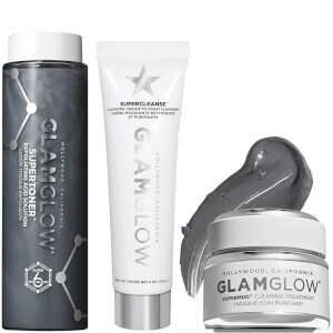 GLAMGLOW Super Trio Set (Worth £92.00)