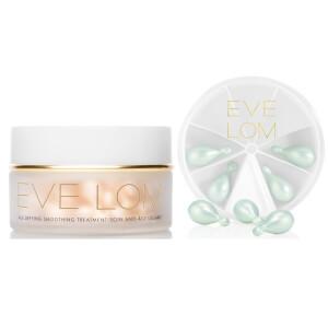 Eve Lom Cleanse & Treat Treatment Bundle (Worth £140.00)