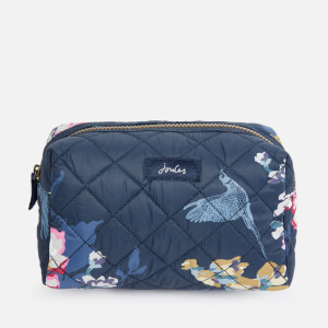 Joules Women's Dinky Wash Bag - Anniversary Floral