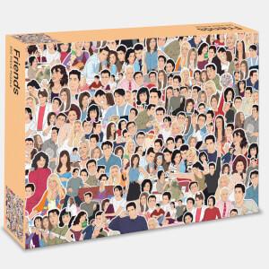 Friends 500 Piece Jigsaw Puzzle