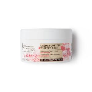 Mademoiselle Provence Ultra Smoothing & Radiance Whipped Balm - Rose & Peony