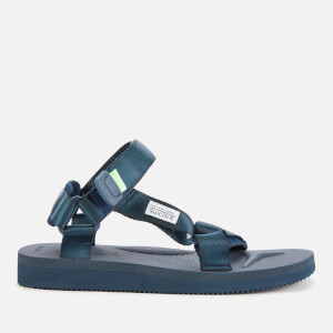 Suicoke Men's Depa Cab Nylon Sandals - Navy