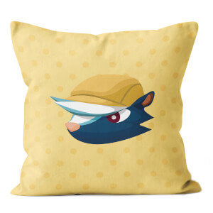 Animal Crossing Kicks Cushion