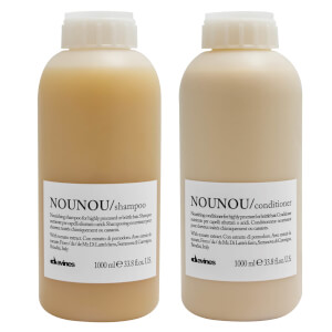 Davines Nounou Nourishing Illuminating Shampoo and Conditioner