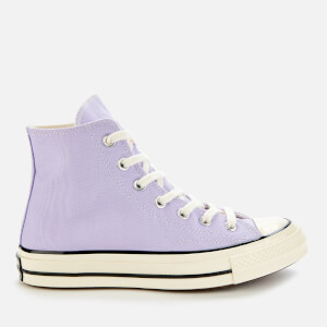 Converse Chuck Taylor All Star '70 Hi-Top Trainers - Moonstone Violet/Black/Egret