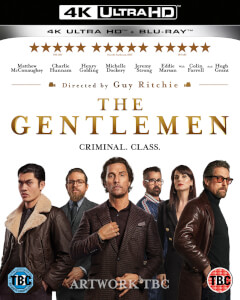 The Gentlemen - 4K Ultra HD (Includes 2D Blu-ray)