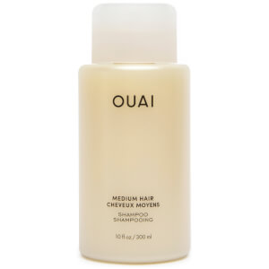 OUAI Medium Hair Shampoo 300ml