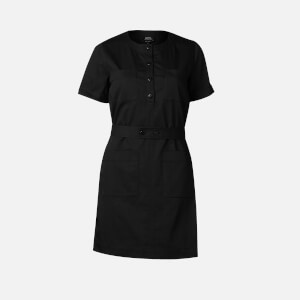 A.P.C. Women's Seraphie Dress - Dark Navy