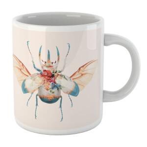 Vintage Beetle Mug