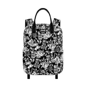 Loungefly Sanrio Sanrio Aggretsuko Metal Backpack