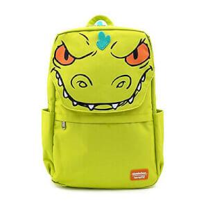 Loungefly Nickelodeon Rugrats Reptar Cosplay Nylon Backpack
