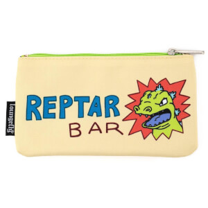 Loungefly Nickelodeon Rugrats Reptar Bar Nylon Pouch