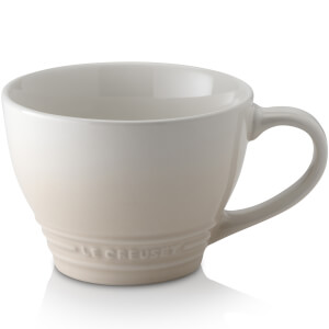 Le Creuset Stoneware Grand Mug - 400ml - Meringue