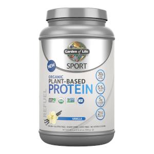 Sport Organic Pflanzen-Basierendes Bio-Proteinpulver Vanille 806g