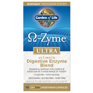 Omega-Zyme Ultra - 90 Capsules